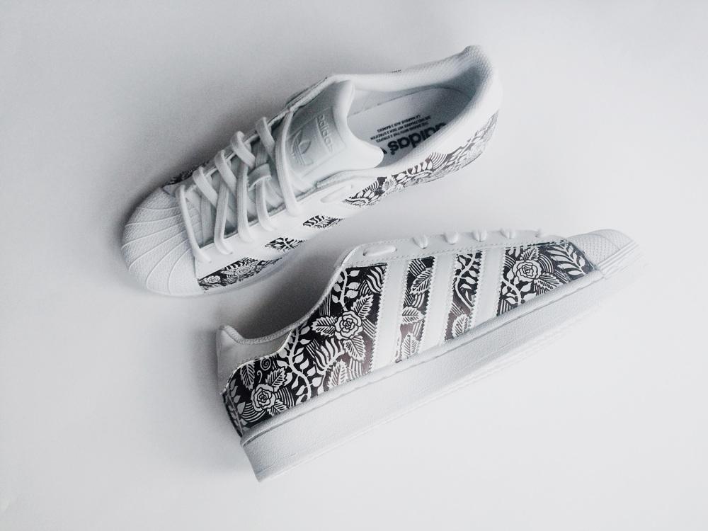 Adidas Superstar II barn