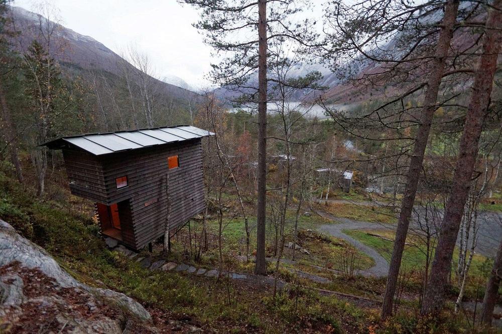 - Juvet Landscape Hotel - Second Phase - Jensen & Skodvin