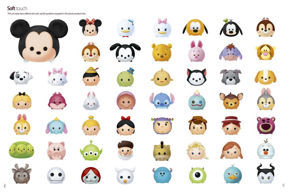 Cómo Dibujar Olaf En La Versión Disney Tsum Tsum: Disney Tsum Tsum
